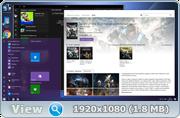 Windows 10 PRO (AEROTUNE) x64 RS1 RUS G.M.A. v.29.09.16