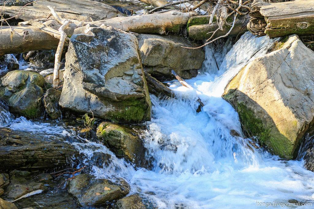 Горный Алтай, Камышлинский водопад