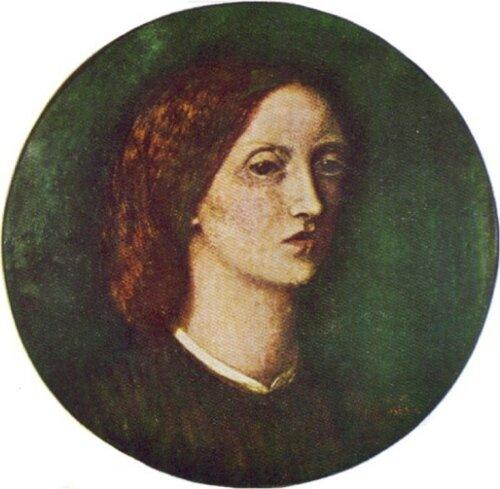 Siddal Self Portrait