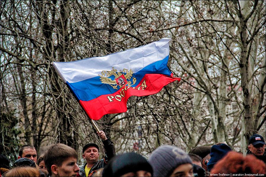 Крым не собирается проводить референдумы для Запада ...