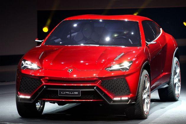 ВРФ будет реализовываться  самый быстрый кроссовер вмире Lamborghini Urus