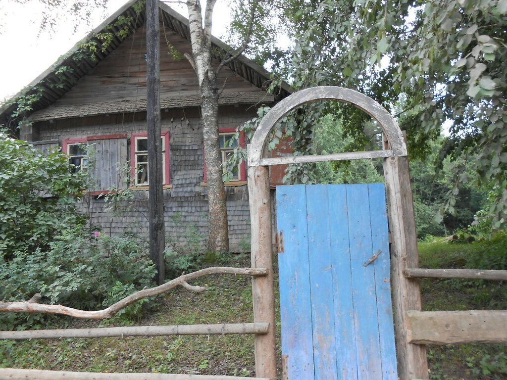 Деревня Мшенцы