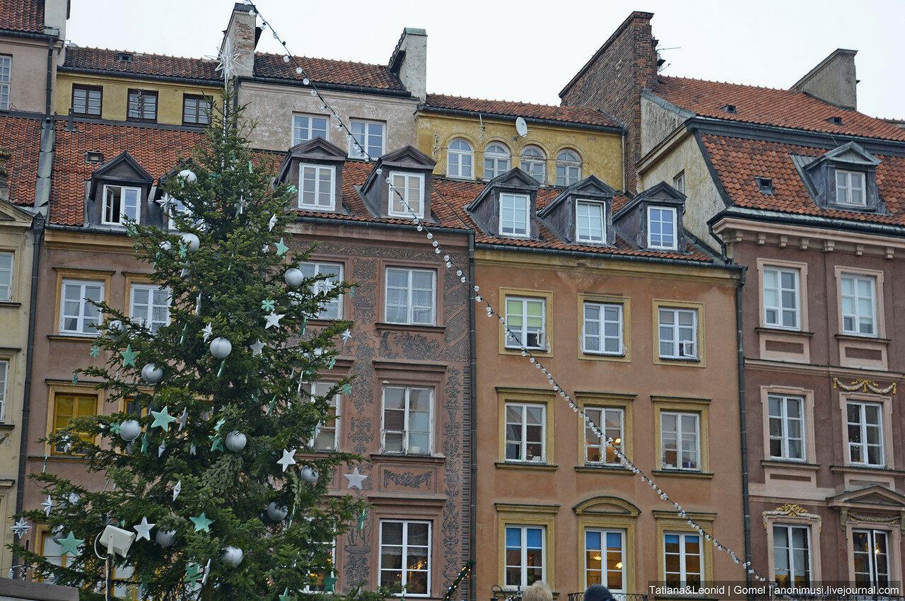 Варшава перед Рождеством