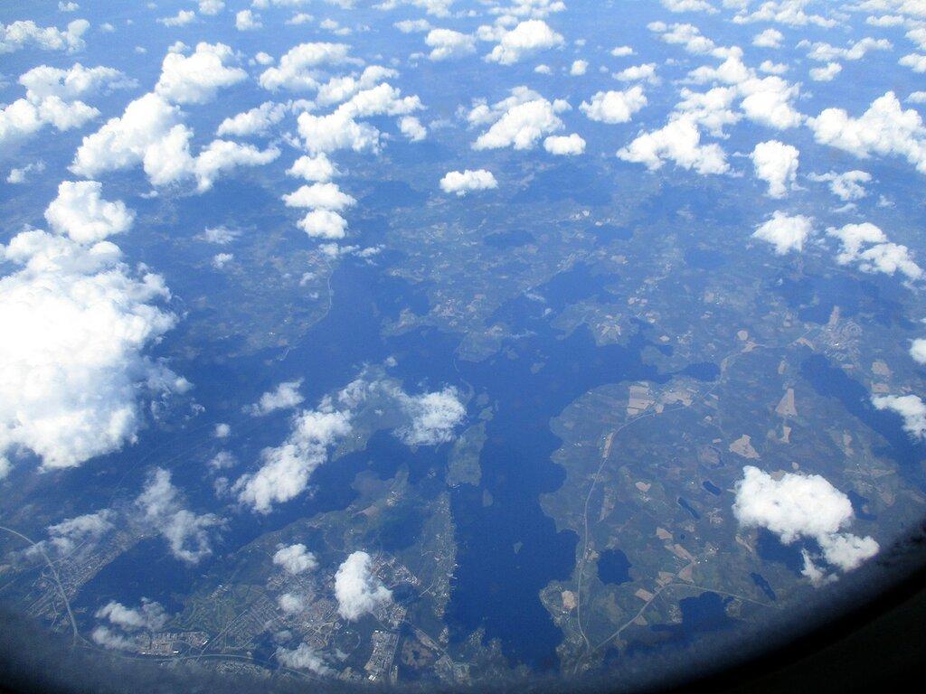 Озеро Аснен, Швеция