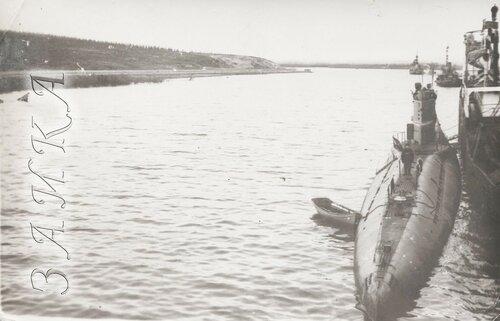24 ЭОН 66 1957 Пантелеиха перед переходом копия.jpg