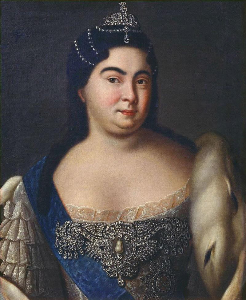 Екатерина I — Скавронская Марта Самуиловна.