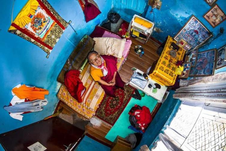 Пима — Катманду, Непал.