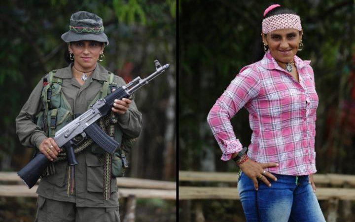 Рубьела, 32 года, провела 10 лет в рядах повстанцев. Женщина мечтает стать дантистом.