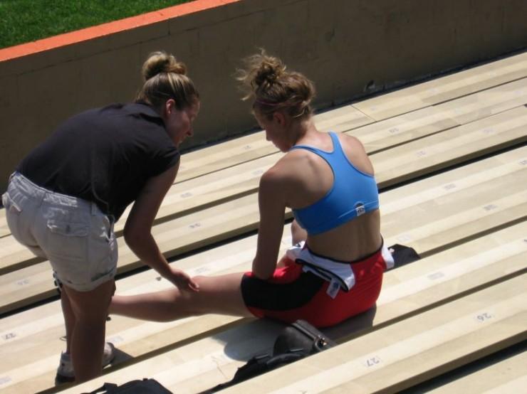 Женский спорт - самое сексуальное зрелище