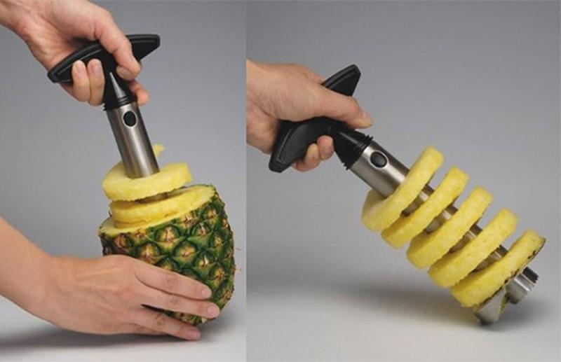 2. Штопор для ананаса