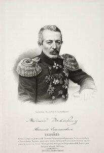 Василий Степанович Завойко, контр-адмирал, Камчатский военный губернатор `и командир Петропавловского и Камчатски
