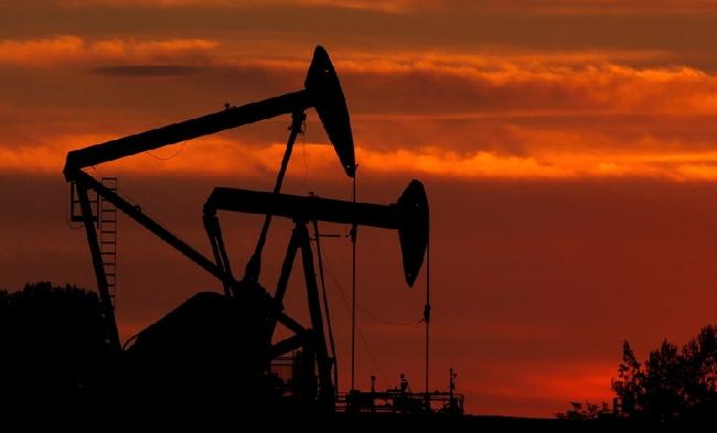 Нефть Brent опустилась до45 долларов