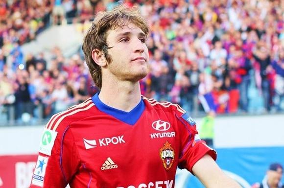 Защитник ЦСКА Марио Фернандес больше нелегионер