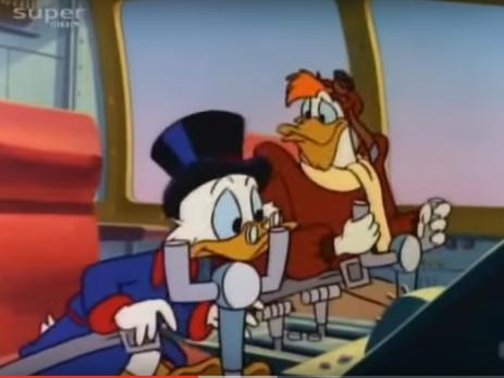 Disney проинформировал о съемках новых серий «Утиных историй»