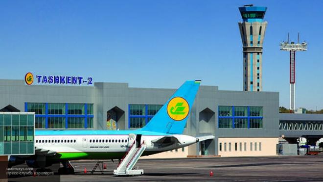 Самолет «Аэрофлота» экстренно вернулся ваэропорт Ташкента