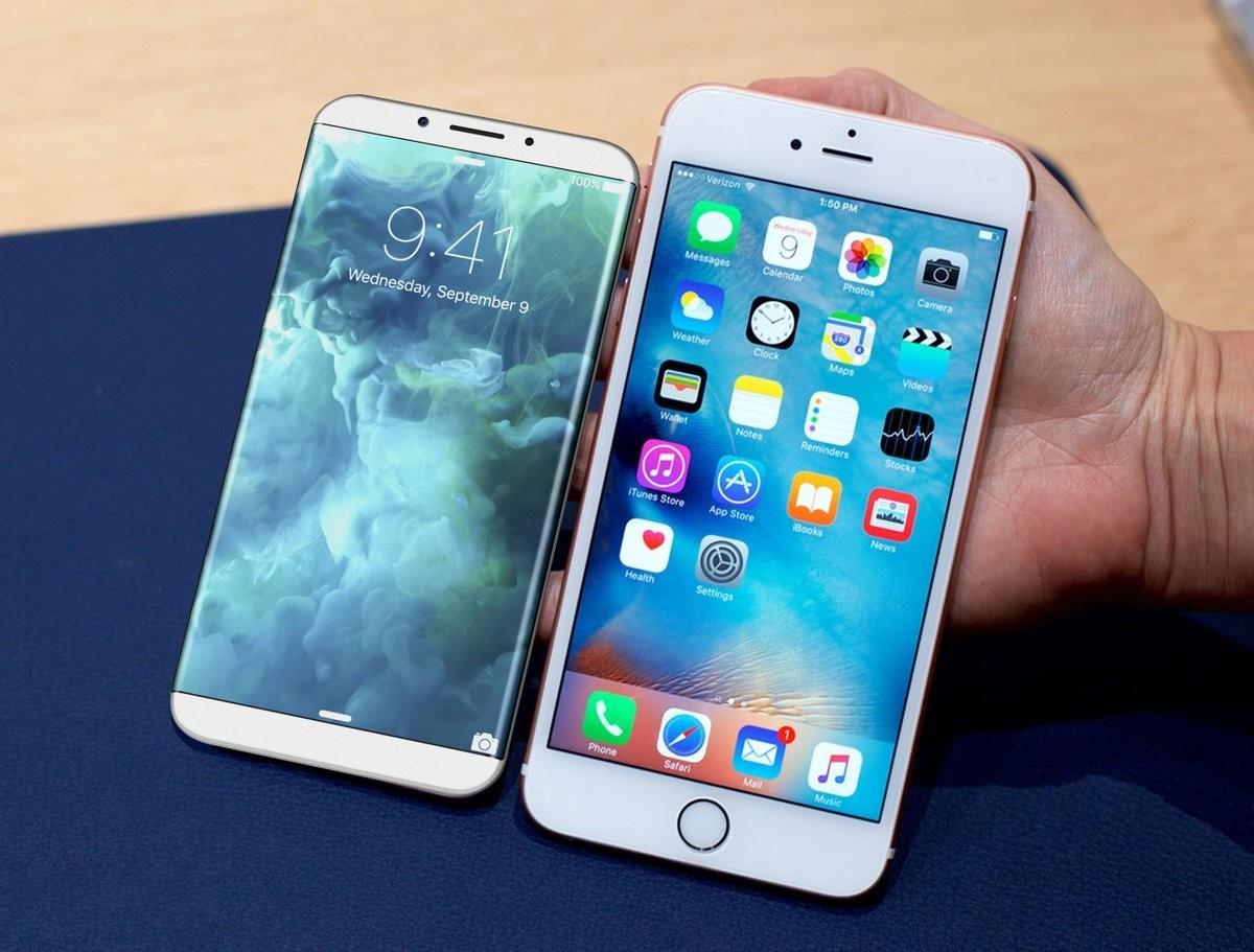 Слухи всети вынудили Apple раскрыть секрет iPhone 8
