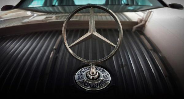 Размещено видео седана Мерседес-Бенс A-Class