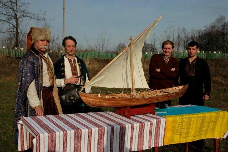 Чайка (лодка казаков)