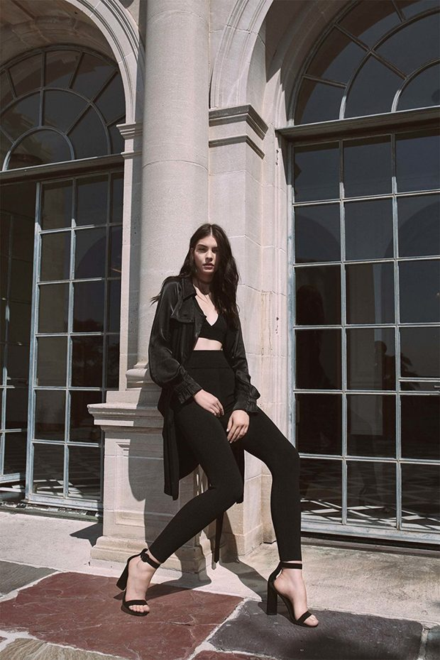 #NYFW: KENDALL + KYLIE Spring Summer 2017 Collection