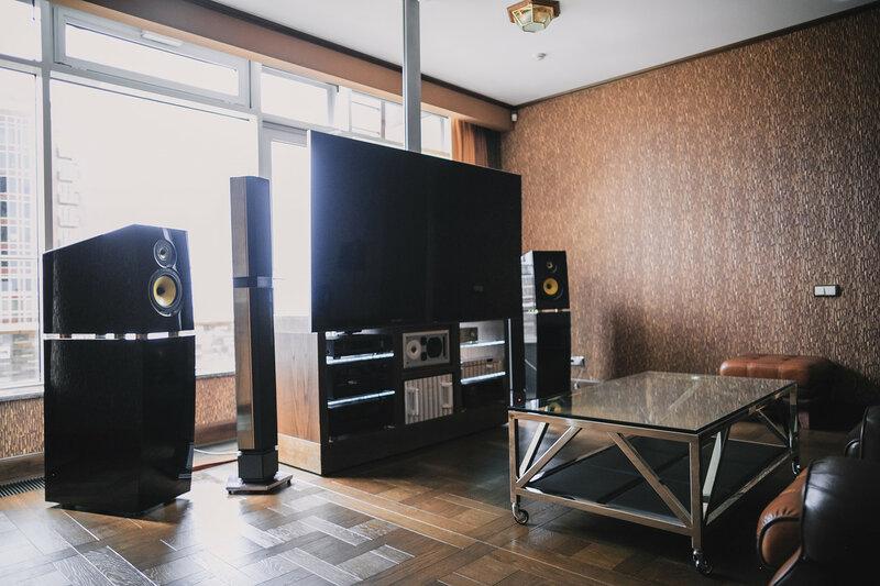 звуковая комната