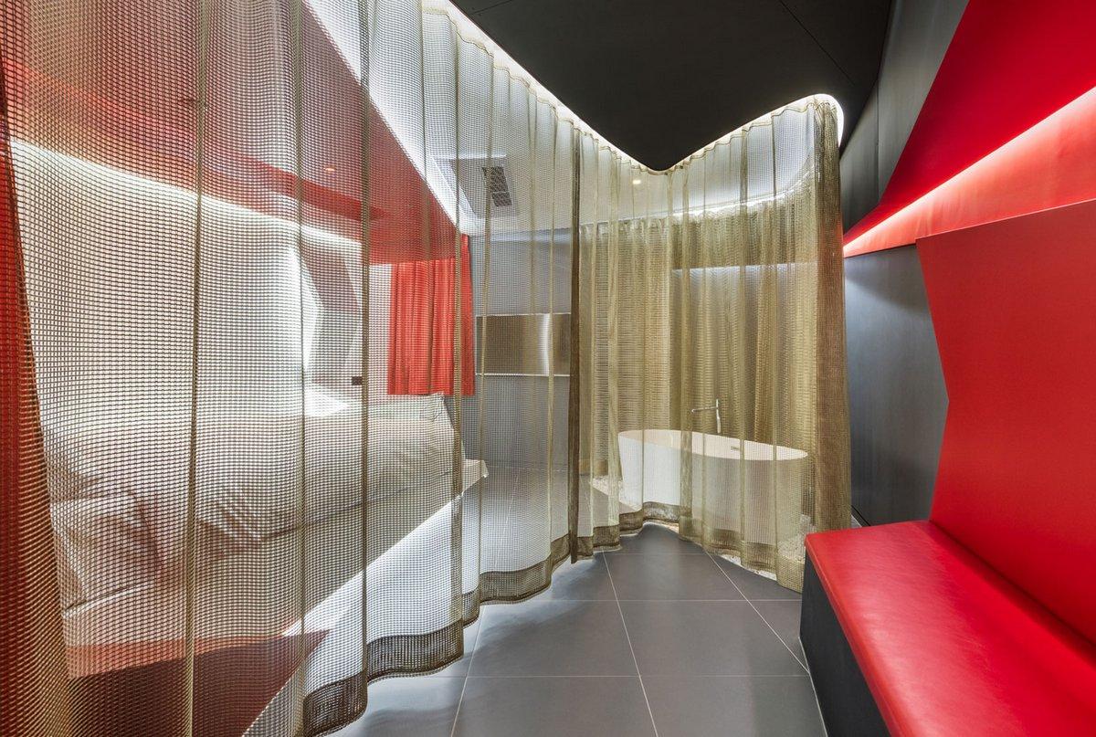 Libertango, оформление отеля, Hotel The Designers, Seungmo Lim, лучшие отели мира фото, самый роскошный номер в отеле фото