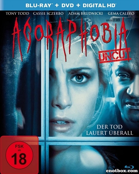 Агорафобия / Agoraphobia (2015/BDRip/HDRip)