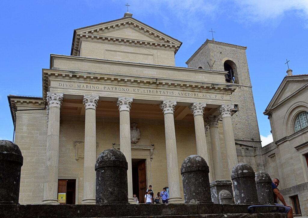 Базилика Санто-Пьеве