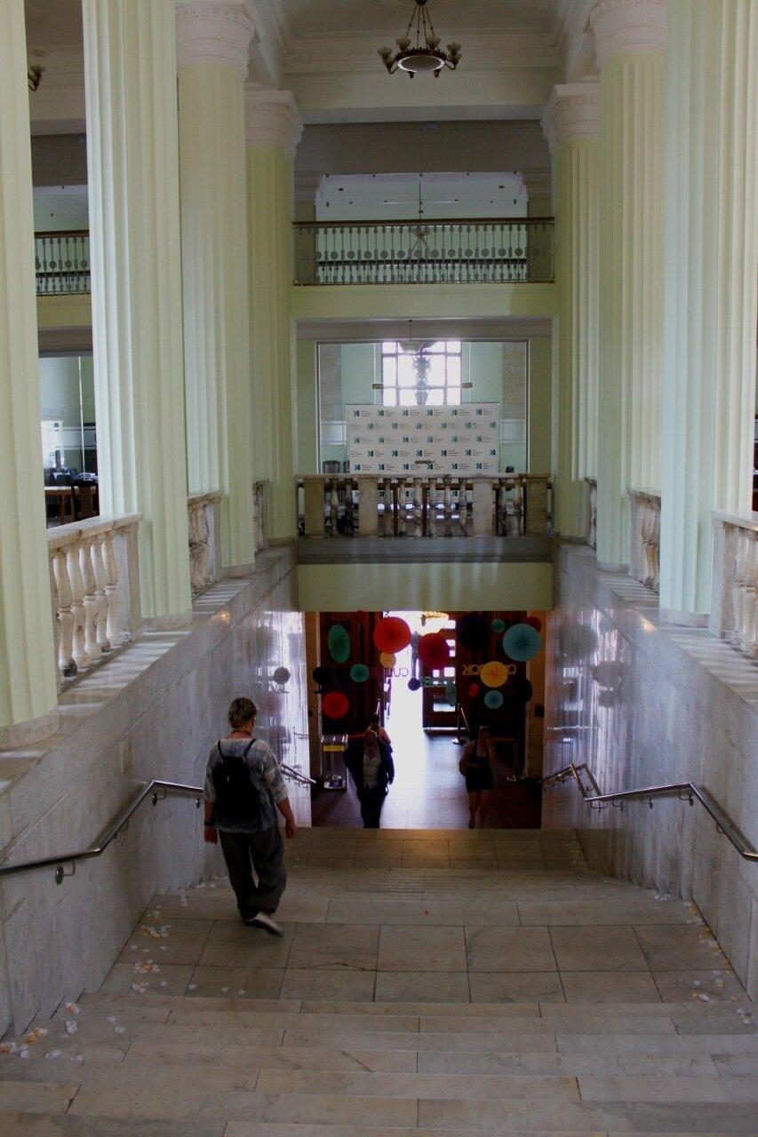 Второй этаж мэрии Киева