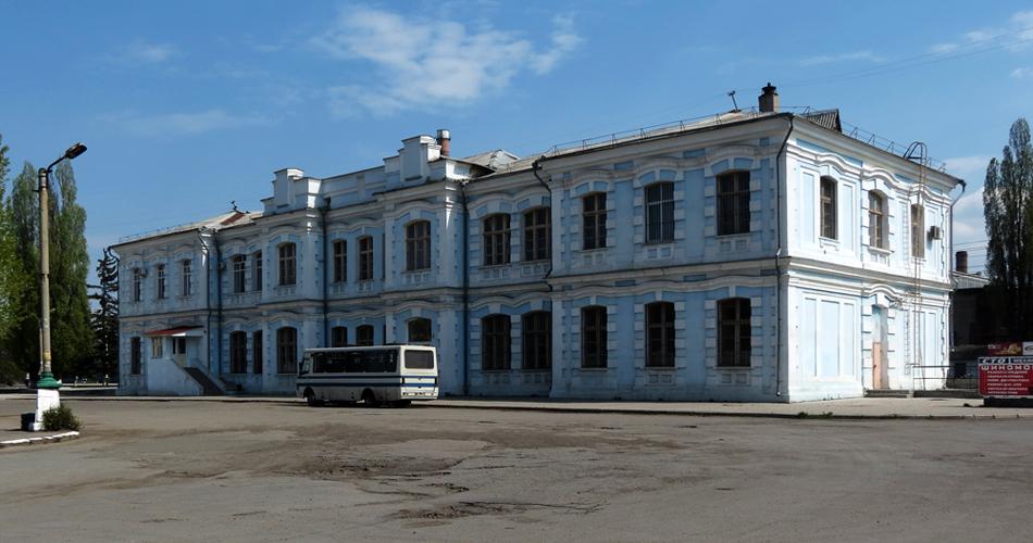 Город луганск