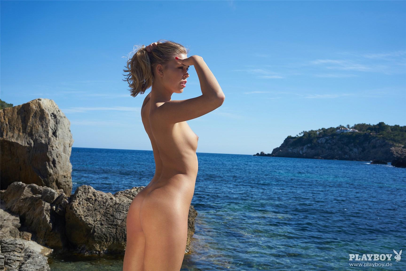 Девушка месяца Шарлотта Глижински / Charlotte Gliszczynski - Playboy Germany september 2016 playmate