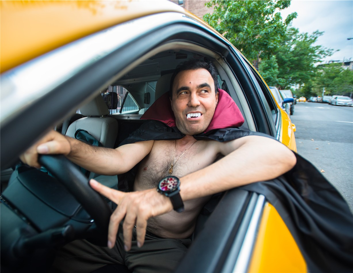 New York City Taxi Drivers 2015 calendar