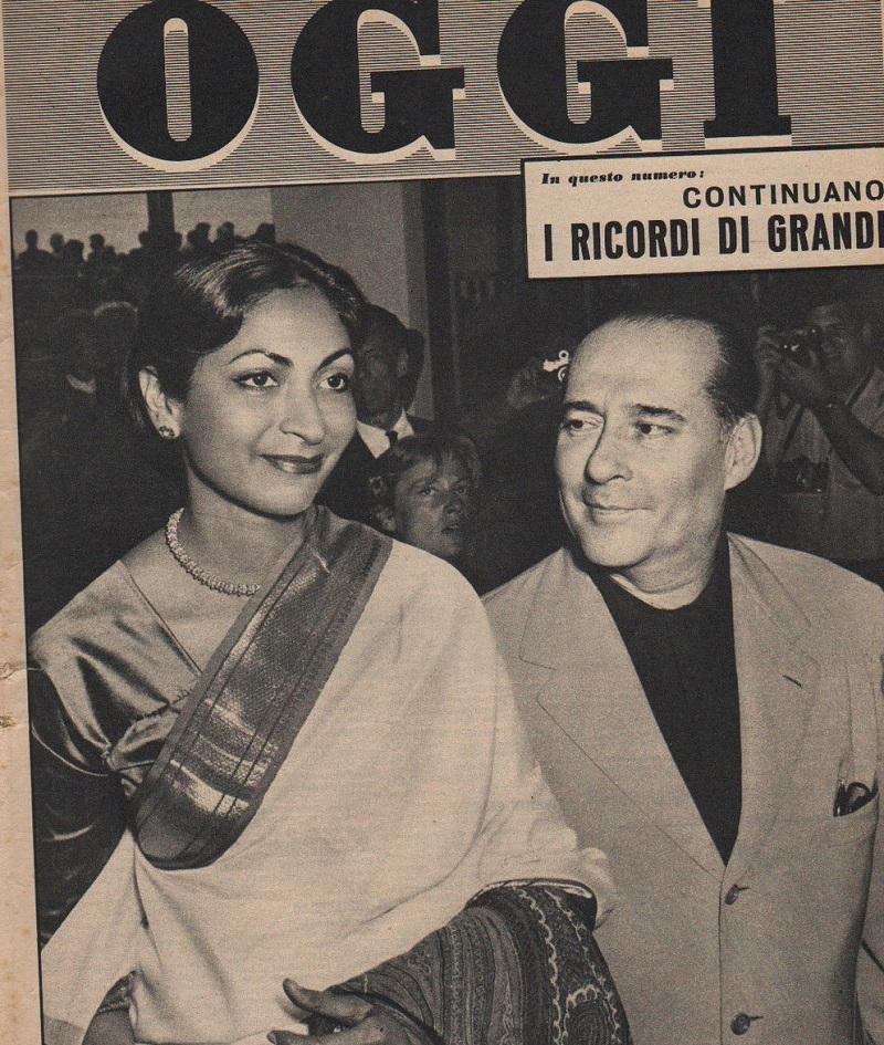 21/1959 SONALI ROSSELLINI SAWAKO NAKAMURA LUCIA BOSE' DOMINGUIN BORLETTI