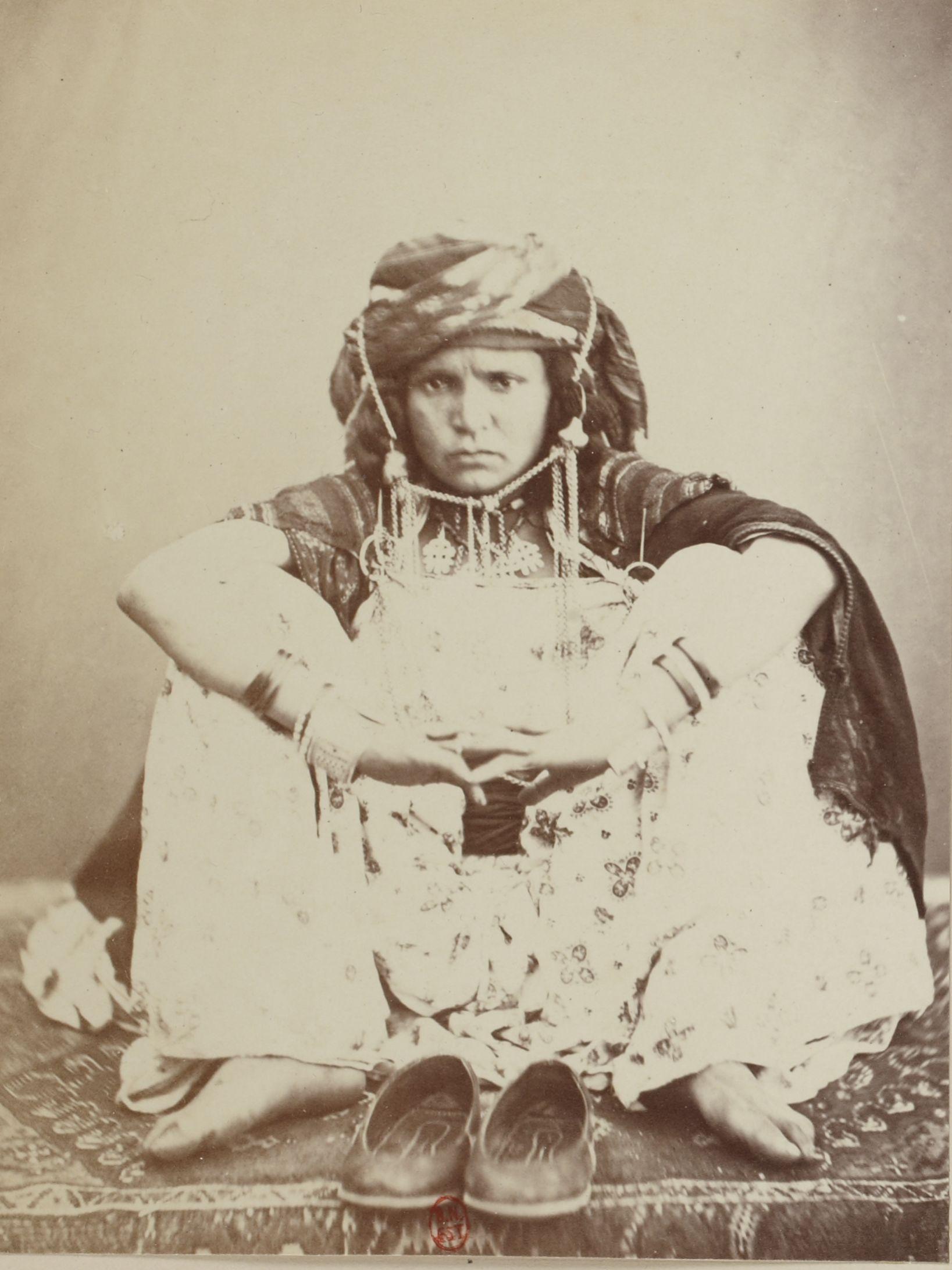 Женщина Вилид Найл