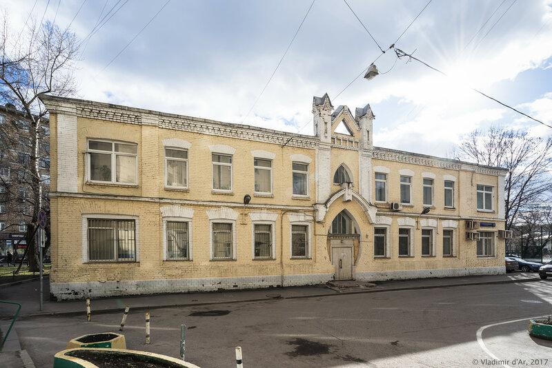 Здание конца XIX в.