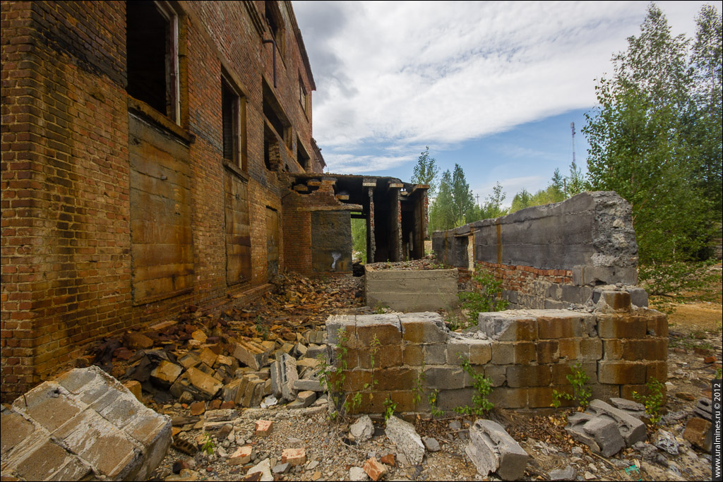 Ворошиловско-Дзержинский (Северо-Карабашский) рудник