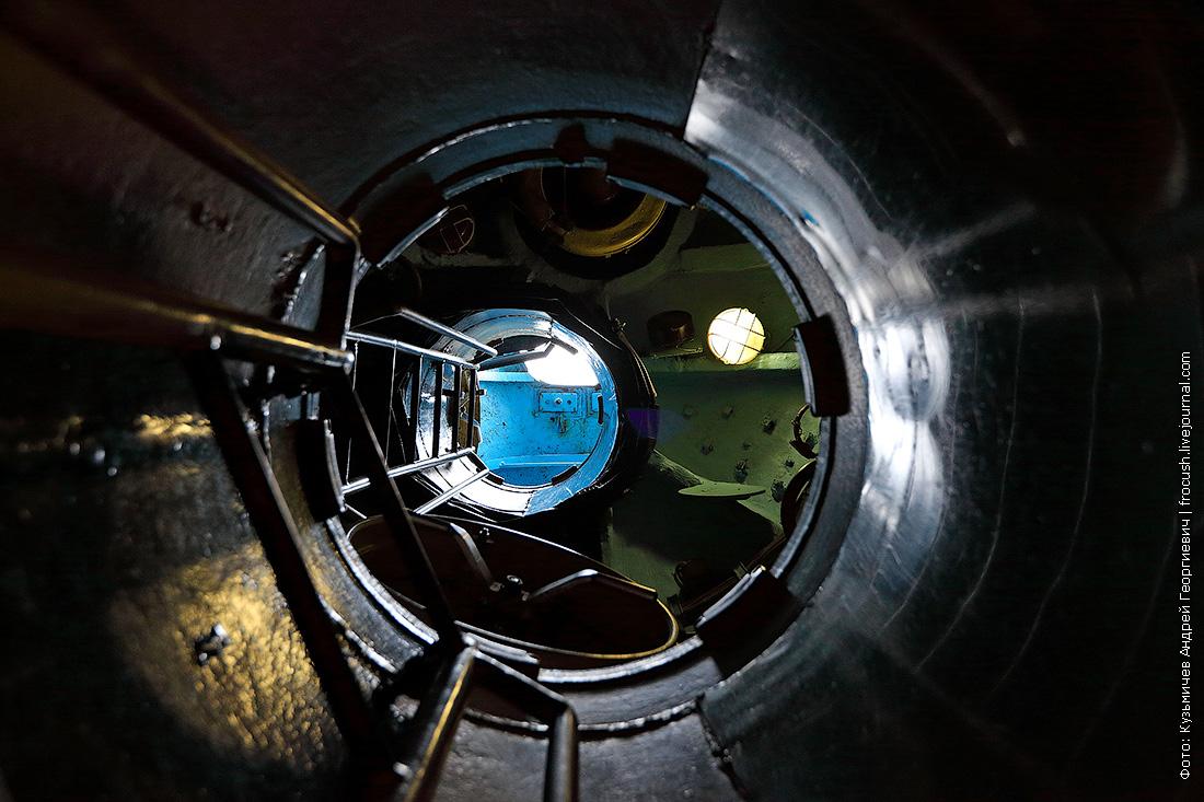 фотография Б-440 подводная лодка