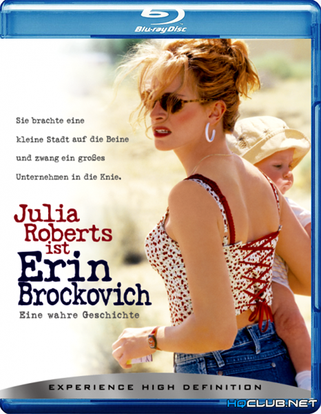 Эрин Брокович / Erin Brockovich (2000/BDRip/HDRip)