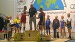 30-09.10.2016.Чемпионат Мира Masters.Хейншейм, Германия