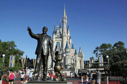 Целью стрелка из Орландо мог стать Walt Disney World в США