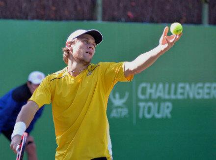 Раду Албот вышел в 1/16 финала турнира серии Сhallenger