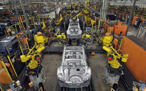 BMW введет 3D-робота на линию, чтобы следил за качеством