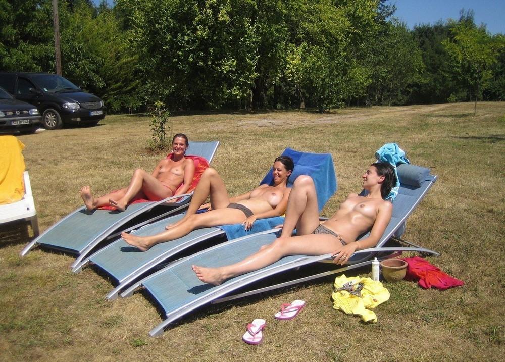 Обнаженный Отдых В России