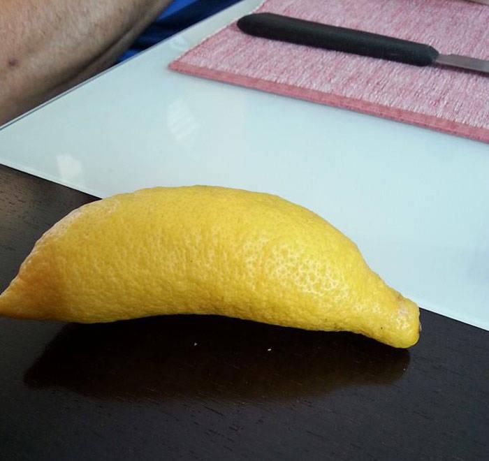 Овощи и фрукты необычной формы