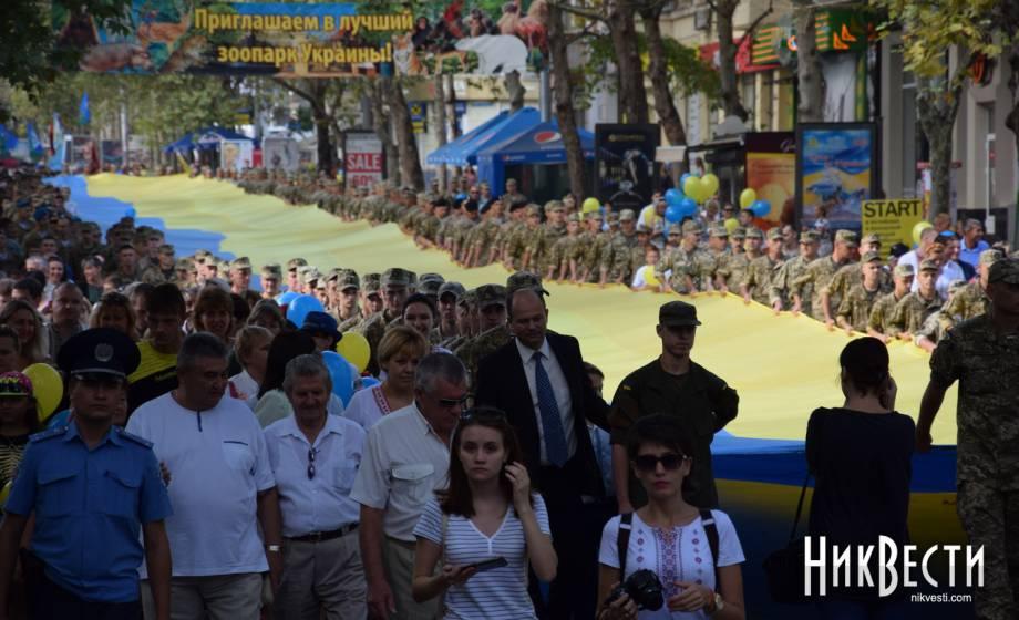 В Николаеве сегодня день траура из-за смертельного ДТП