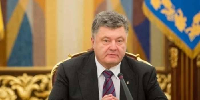 Порошенко присвоил звание генерал-майора зампредседателя ГосЧС и начальнику ГосЧС в Ривненской области