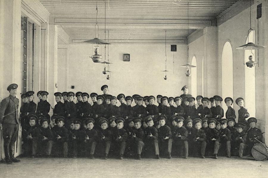 первая школа в российской империи