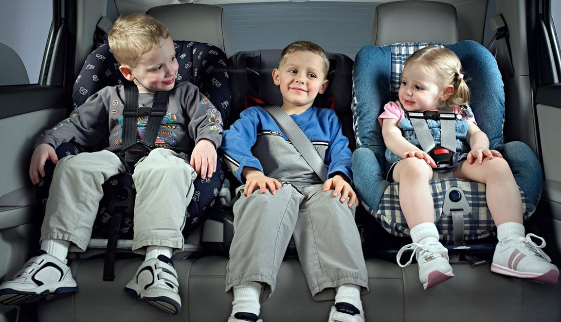 Детское автокресло – это безопасность ребёнка в дороге