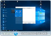 Windows 10 Pro by kuloymin v.4.5 (UEFI-esd)