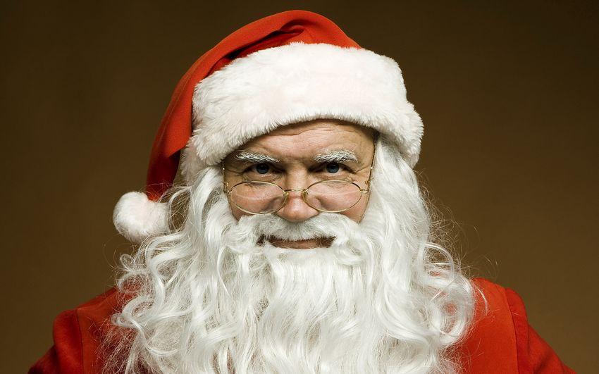 Новый год Дед Мороз