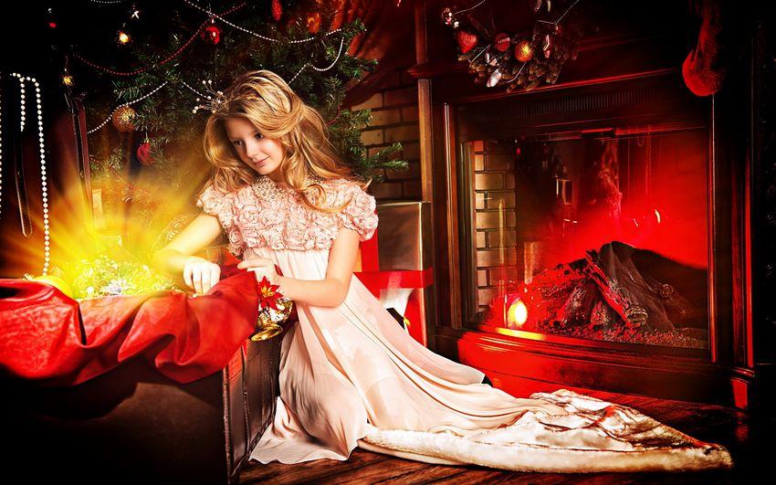 Новый год Сказка Дети